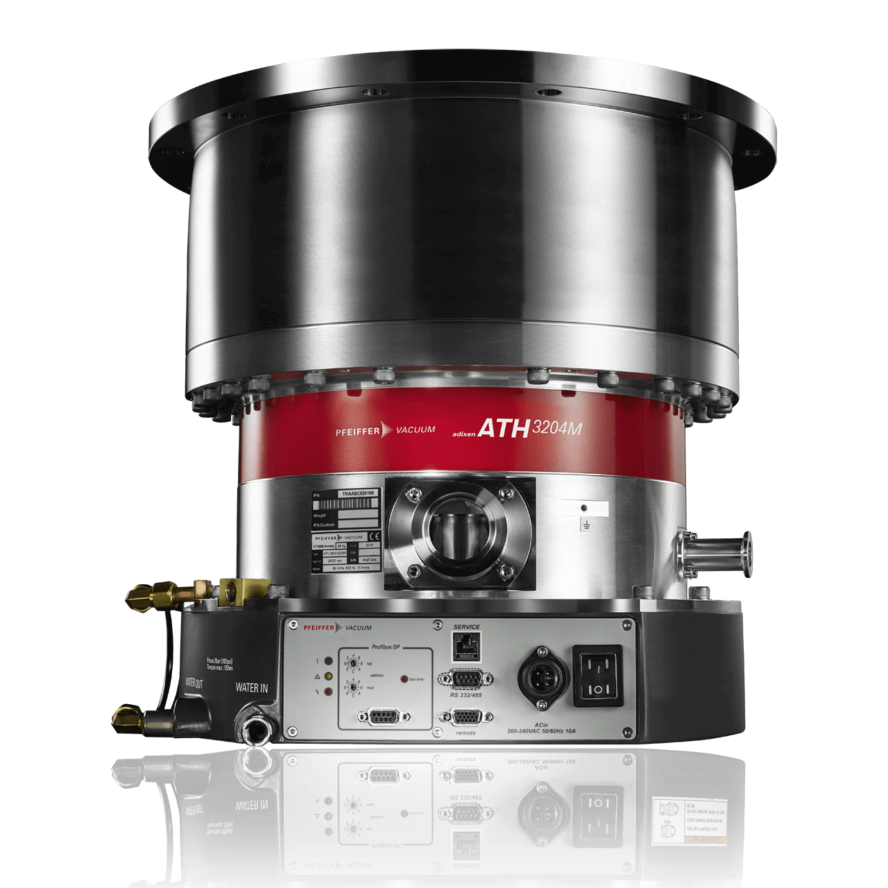 Magnetically Levitated Turbopumps - Pfeiffer Vacuum